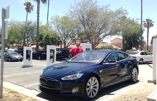 Harris Ranch Supercharger